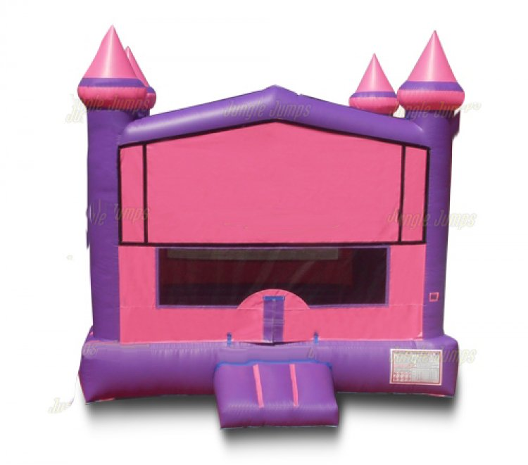 Pink & Purple bouncer