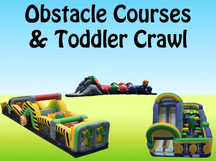 Obstacle Courses, SC